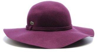 Women's Wool Felt Floppy Hat