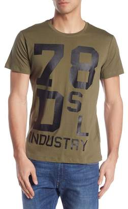 Diesel Crew Neck Short Sleeve Shirt