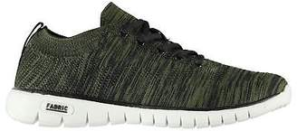 Fabric Mens Volant Trainers Runners Lace Up Breathable Casual Everyday Stretch