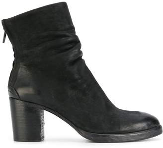 The Last Conspiracy zipped ankle boots