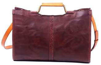 Old Trend Camden Convertible Leather Bag