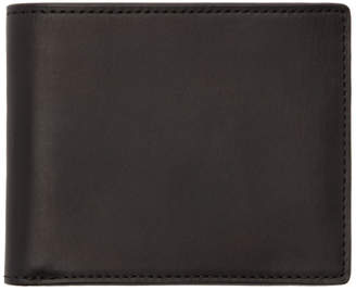 Rag & Bone Black Hampshire Billfold Wallet