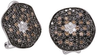Sabrina Designs 14K 2.22 Ct. Tw. Diamond Earrings