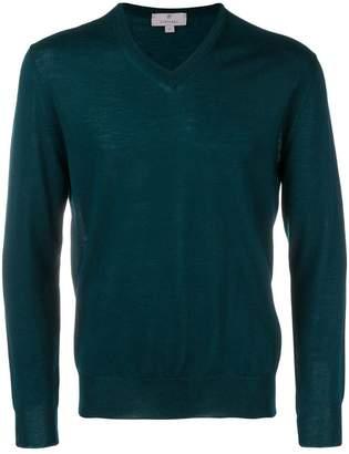 Canali V-neck sweater