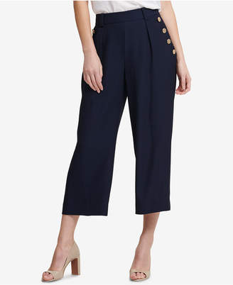 DKNY Cropped Sailor Pants
