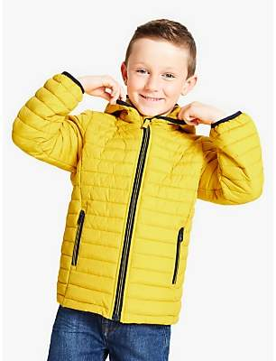 8bfedb7ce Little Joule Boys' Cairn Pack Away Jacket
