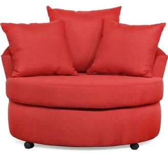 Andover Mills Dewitt Barrel Chair