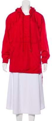 Lauren Ralph Lauren Hooded Wind Breaker Jacket