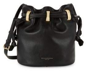 Donna Karan Virginia Leather Hobo Bag