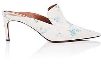 Altuzarra Women's Davidson Silk Mules - White