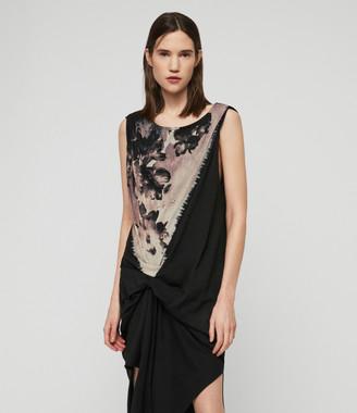 AllSaints Riviera Flora Dress