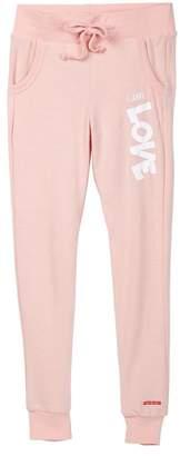 Peace Love World Comfy Pocket Rick Pants (Little Girls)