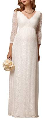 Tiffany & Co. Rose Chloe Lace Maternity Gown