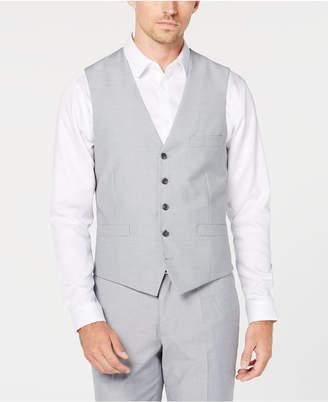 INC International Concepts Men's Classic-Fit Grey Vest