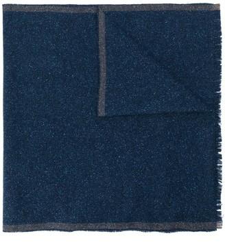 Eleventy two-tone scarf