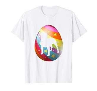 Funny doberman Easter Eggs T-Shirt Men Women Kids Gifts