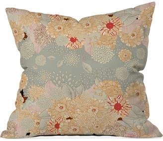 "Deny Designs Iveta Abolina Crème de la Crème 16"" Square Decorative Pillow"