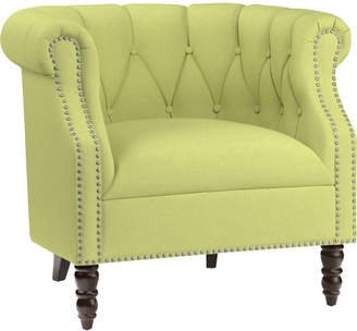 Three Posts Huntingdon Chesterfield Chair