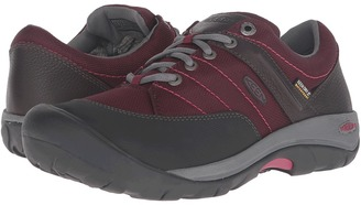 Keen - Presidio Sport Mesh WP Women's Shoes $120 thestylecure.com