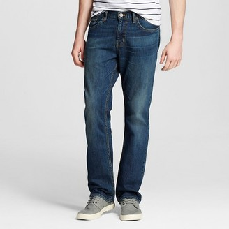 Mossimo Supply Co. Men's Straight Jeans Light Vintage Stone Wash - Mossimo Supply Co. $24.99 thestylecure.com