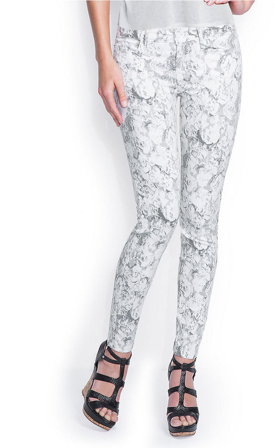 GUESS Brittney Skinny Ankle Pant