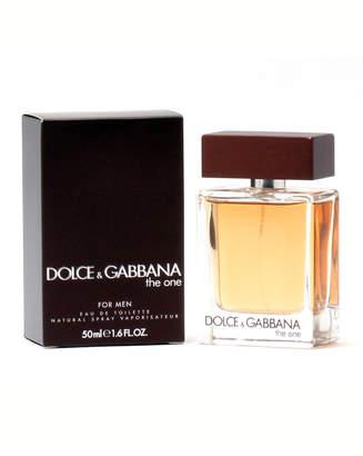 Dolce & Gabbana The One Men's Eau de Toilette, 1.6 fl. oz.