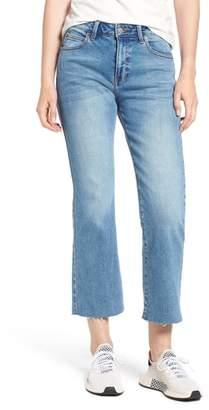 Denim & Supply Ralph Lauren Dr. Denim Supply Co. Meadow Crop Flare Jeans