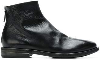 Marsèll pebbled grain boots