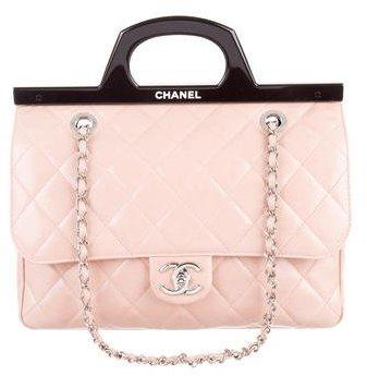 Chanel 2015 Small CC Delivery Tote