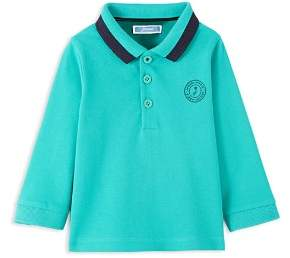 Jacadi Boys' Long-Sleeve Polo - Baby