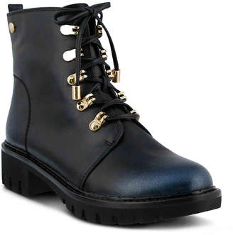 Azura Sarik Combat Boot - Women's