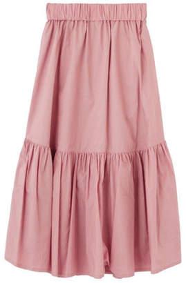 dazzlin (ダズリン) - dazzlin コットンボリュームスカート