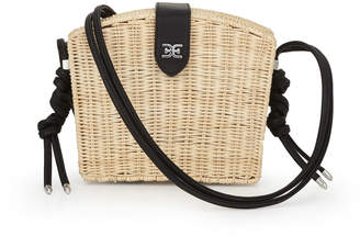 Sam Edelman Layla Basket Shoulder Bag