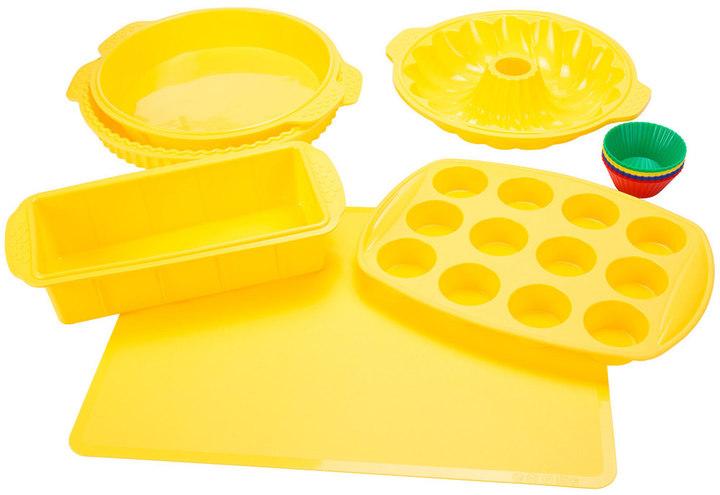 Classic Cuisine 18-pc. Silicone Bakeware Set