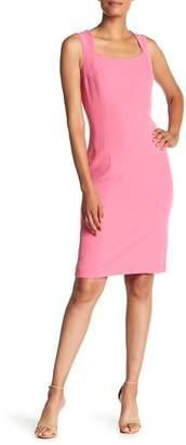 Kasper Sleeveless Midi Dress
