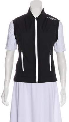 Emporio Armani Insulated Zip Vest w/ Tags