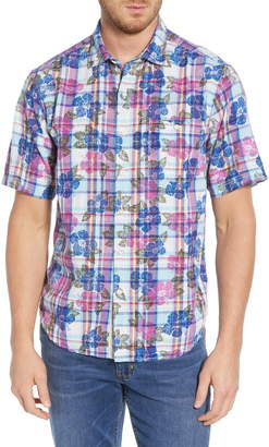 Tommy Bahama Pastino Plaid Shirt