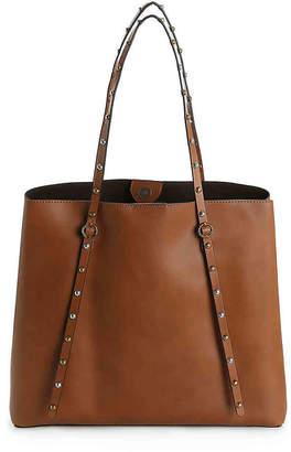 Polo Ralph Lauren Lennox Stud Leather Tote - Women's