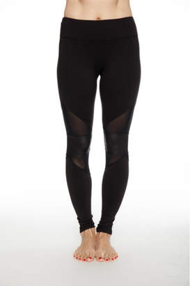 Rese Activewear Mesh Gloss Leggings