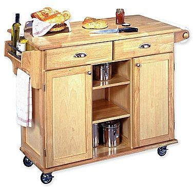 JCPenney Napa Kitchen Cart
