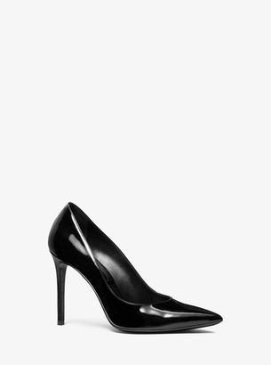 Michael Kors Gretel Patent Calf Leather Pump