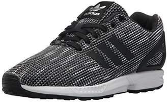 adidas Men's ZX Flux Fashion Sneaker Black/White