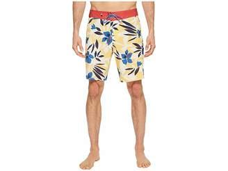 Quiksilver Highline Techtonics 19 Boardshorts Men's Swimwear