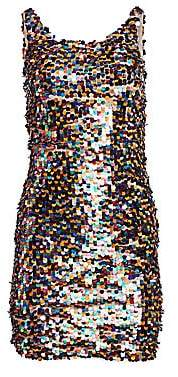 Moschino Women's Sequin Dress