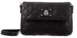 Marc Jacobs Quilted Baxter Crossbody Bag Black Quilted Baxter Crossbody Bag