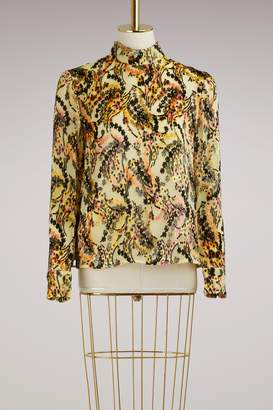 Prada Long Sleeved Top
