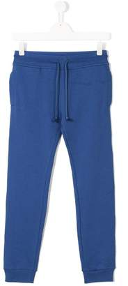 Les (Art)ists Kids Teen lateral bands lounge trousers