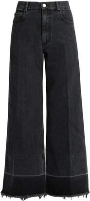Rachel Comey Legion high-rise wide-leg jeans