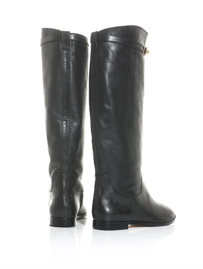 Lucy Choi London Vienna leather boots