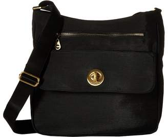 Baggallini Antalya Top Zip Flap Crossbody Cross Body Handbags